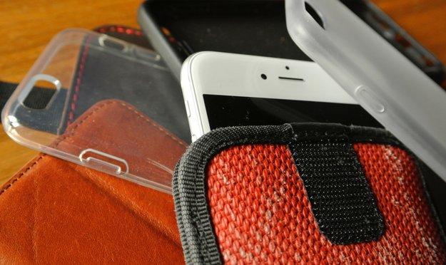 iPhone 6-Hüllen und iPhone-6-Cases im Überblick