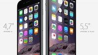 iPhone 6 Plus hat bestes Smartphone-LC-Display aller Zeiten