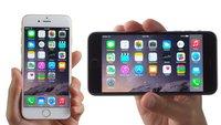 iPhone 6 (Plus): Zwei neue Werbespots – Huge und Camera