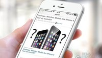 iPhone 6 oder iPhone 6 Plus - welches Modell ist beliebter?