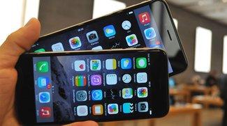 iPhone 6-Verkaufsstart im Video: Rekordverdächtiger Andrang