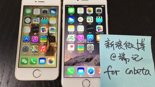 iPhone 6: Funktionierendes 4,7-Zoll-Modell in Fotos und Videos