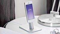 iPhone 6 Dock: Lösungen von Twelve South und Just Mobile (Update: nochmals günstiger)