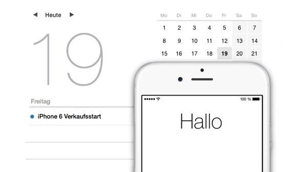 iPhone 6 kaufen: Preise und Informationen zum Verkaufsstart