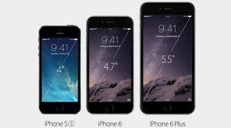 iPhone 6 und iPhone 6 Plus: Darum ergibt der Wachstumsschub Sinn (Kommentar)