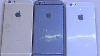 iPhone 6 - Technische Daten: Wasserdicht und bruchsicheres Display