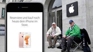 iPhone 6s reservieren und im Apple Store abholen: So geht's…