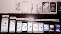 Alle iPhone-Generationen im Speed-Test (Video des Tages)