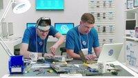 Samsung-Werbespots: Apple und iPhone 6 aufs Korn genommen