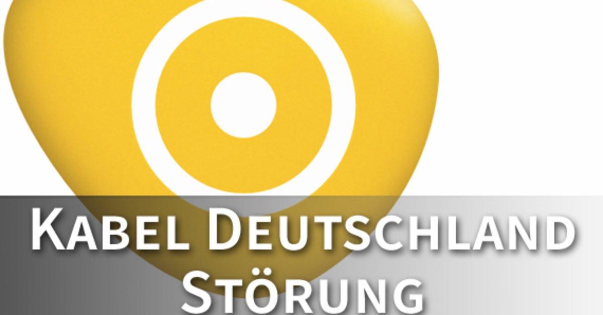 heute kabel deutschland st rung bei tv internet und telefon antworten und hilfe giga. Black Bedroom Furniture Sets. Home Design Ideas
