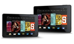 Amazon Kindle Fire HD6 und HD7