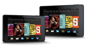 Amazon Kindle Fire HD6 und HD7