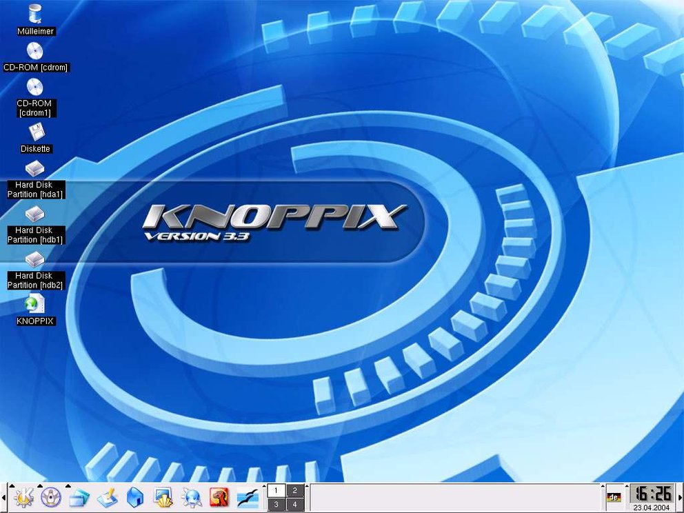 knoppix-screenshot