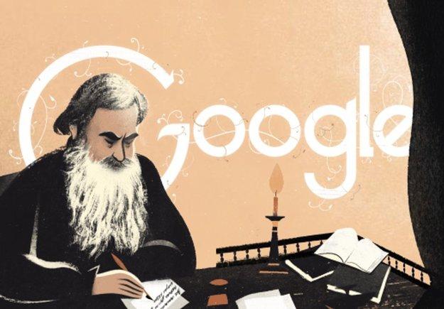 Leo Tolstoi: wen zeigt Google heute?