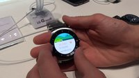 LG G Watch R: Hands-On zur runden Smartwatch [IFA 2014]