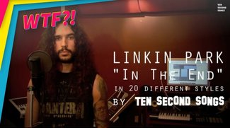 Linkin Park – In The End: Cover in 20 Musik-Stilen im Video bei YouTube