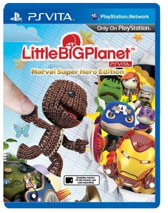 LittleBigPlanet Vita: Exklusive Marvel Super Hero Edition erscheint im November