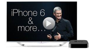 Apple iPhone 6 Event: Livestream wahrscheinlich