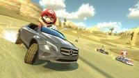 Mario Kart 8 Mercedes DLC-Download bringt 3 neue Fahrzeuge