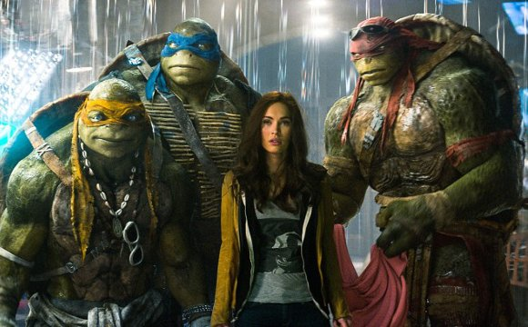 Finaler Trailer zu den Teenage Mutant Ninja Turtles 2014