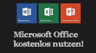 Microsoft Office kostenlos nutzen - online