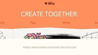 """Teilen in Reinform: """"Mix"""" befreit Deine Kreationen"""