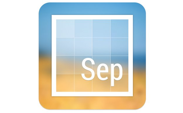 Month: Schickes Kalender-Widget mit Floating-Fenstern