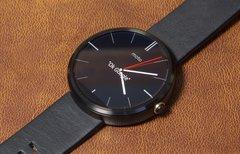 Moto 360: Edle Smartwatch...