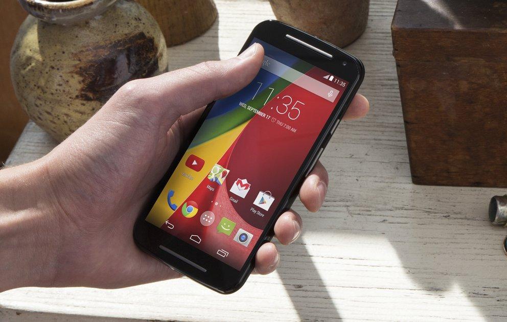 Moto G (2014): Für 199 Euro plus Versand mit 32 GB-Speicherkarte gratis [Deal]