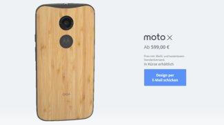 Motorolas Moto Maker ab sofort in Deutschland verfügbar