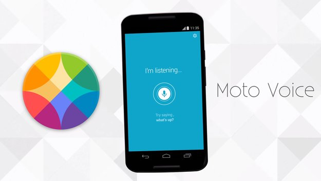 Moto Voice: Update der ehemaligen Touchless Control-App bringt neue Features für Moto X (2014)