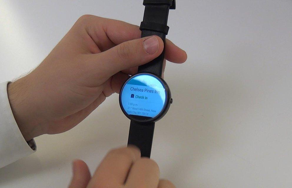 Moto 360: Runde Android Wear-Smartwatch im Hands-On-Video, Preis und Verfügbarkeit bekannt [IFA 2014]