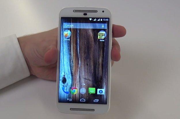 Moto G: Update auf Android 5.0 kommt laut französischem Provider noch im Dezember [Update]