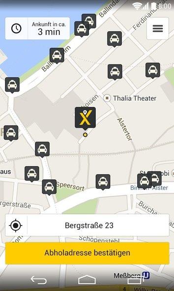 mytaxi-screenshot