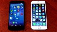Nexus 5 vs. iPhone 6: Starten von Apps im Geschwindigkeitsvergleich