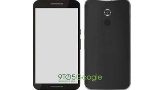 """Nexus 6/X """"Shamu"""": Neue Details und erstes Mockup zum Motorola-Phablet mit 5,9 Zoll-Display"""
