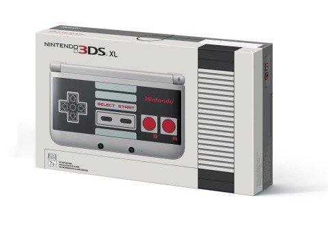 Nintendo 3DS XL: NES- & Persona Q-Modelle angekündigt