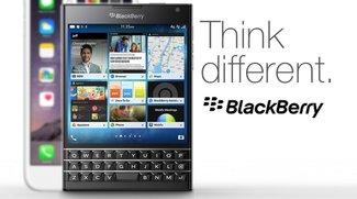 BlackBerry Passport vs. iPhone 6 und iPhone 6 Plus: Vergleich, Preise und mehr (Update: Jetzt bei Amazon verfügbar)