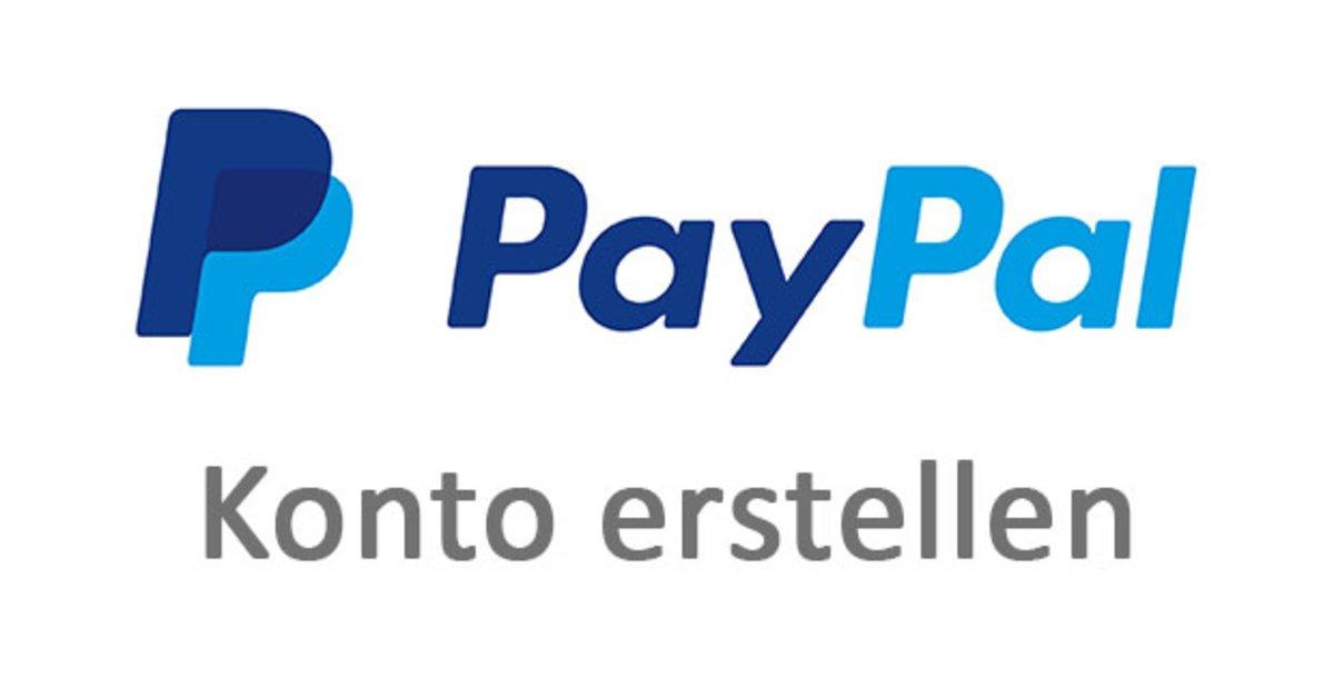 Paypal Konto Einrichten Wie Geht Das