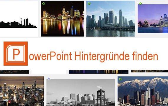 Kostenlose PowerPoint Hintergründe: Schöner präsentieren