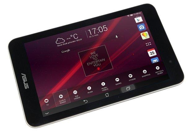 ProSieben Entertainment Pad: 8 Zoll-Tablet mit Probe-Abonnements vorgestellt [IFA 2014] [Update: Hands-On]