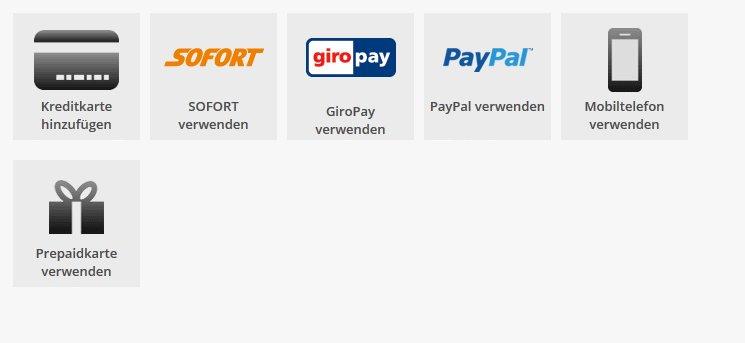 Amazon Mit Paypal Aufladen