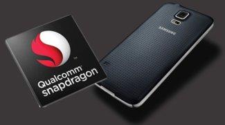 Samsung & Qualcomm feiern unabhängig Meilensteine