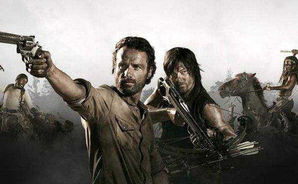 Wo Läuft The Walking Dead