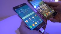 Samsung Galaxy Alpha vs. Galaxy S5: Die beiden Top-Smartphones im Video-Vergleich [IFA 2014]