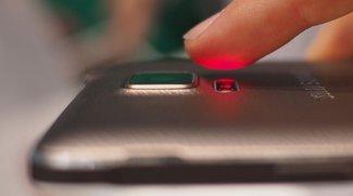 Samsung Galaxy Note 4: Sensoren zur Messung von Sauerstoffgehalt im Blut und UV-Intensität