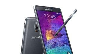 Samsung Galaxy Note 4 LTE-A: Neue Variante mit Snapdragon 810-Prozessor und LTE Cat9 vorgestellt