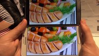 Samsung Galaxy Note 4 vs. LG G3: XXL-Smartphones im Hands-On-Duell [IFA 2014]