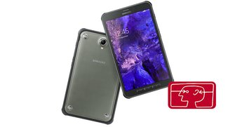 Samsung Galaxy Tab Active: Outdoor-Tablet mit Wechselakku