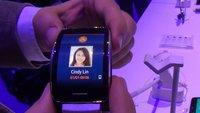 Samsung Gear S: Eigenständige Smartwatch mit Telefoniefunktion im Hands-On-Video [IFA 2014]